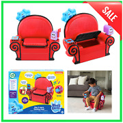 Leapfrog Blues Clues - Play And Learn Thinking Chair Learning Toys Kids Toy Gift