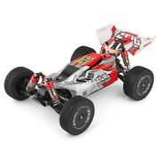 Wltoys 144001 2.4g Racing Remote Control Car 60 Km/h 4wd 1/14 Electric Rc Formul