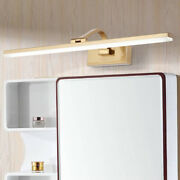 Retro Led Wall Picture Light Fixtures Bathroom Vanity Mirror Front Lamp Smd 2835