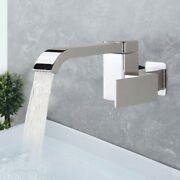 360° Bathroom Sink Faucet Kitchen Single Tap Faucets Sus 304 Stainless Steel Usa