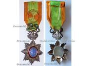 France Wwi Dragon Annam Order Officer Indochina Military Medal French Vietnam
