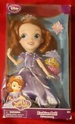 Sofia The First Fashion Doll 12 With 4 Crowns And Costume Accessory Set 5 Pieces
