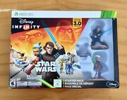 Disney Infinity 3.0 Edition Starter Pack Xbox 360 Video Game W/ Figures - New