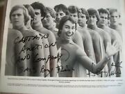 Autographed 8x10 Picture--john Ritter--actor- Jack Tripper In Threes Company