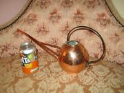 Rare Vintage Small Indoor Brass Watering Can