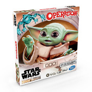 Operation Game Star Wars The Mandalorian Edition Board Game For Kids