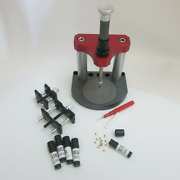 F49575 Watch Dial Foot Soldering Tool Flat Blade Comes With Movement Holder