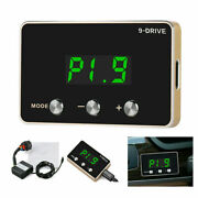 Electronic Throttle Accelerator Controller Booster 9 Mode Drive For Honda Acura