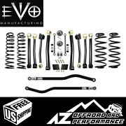 Evo Mfg 2.5 Enforcer Stage 4 Plus For And03918-and03921 Jeep Wrangler Jl Jlu Evo-3011s4p