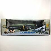 Ultimate Soldier Xd Corsair F4y-1d Airplane British Royal Navy Wwii And Korea Wars