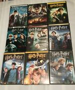 Harry Potter 9 Film Collection Disc 2011 Andnbspfree Shipping