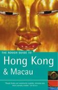 The Rough Guide To Hong Kong And Macau By Jules Brown Rough Guides Staff
