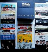 The Beatles Singles Collection - Blue Box Set 1978 Bsc1 26 X 7