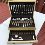 1847 Rogers Bros Silverware Set Some Wear And Tear May Not Be Complete Stainless