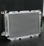 3row Aluminum Radiator For Ford Bronco Pickup F150 F250 F350 85-97 At 1451