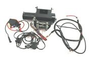 Qb Winch With Mounting Bracket For 2013 Polaris Sportsman 800 Efi No Cable
