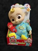 Cocomelon Musical Bedtime Jj Doll - 10 Soft Plush Brand New In Package