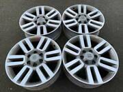 Set Of Factory Oem 20x7 Et15 Toyota 4 Runner Rims 6x139.7 Good Used Condition