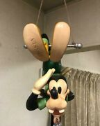 Vintage Disney Goofy Big Figure More Than 20 Years Ago About 17 Inches Rare