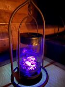 Uv Display Lamp With Metal Hanging Frame To Display Fluorescent Sodalite- 395nm