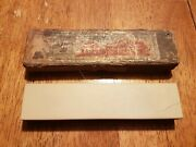 Pike Fine Coticule Sharpening Stone Belgian Hone For Straight Razors 6