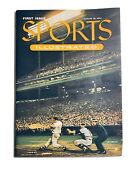 Sports Illustrated First Issue 1954 With Baseball Card Inserts - Gem Mint