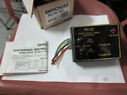 Brand New Groco Pc-10-12 Volt Pump Cycle Timer Bait Well