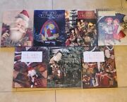 Leisure Arts Presents The Spirit Of Christmas Creative Holiday Ideas Lot Of 7