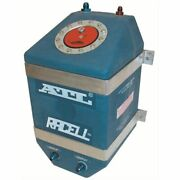 Atl Ra105 Fuel Cell 5 Gallons Plastic Foam Two -8 An Outlets Each New