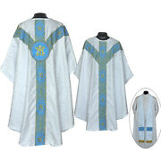 Priest Pastor Marian Chasuble And Stole
