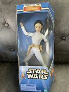 New Star Wars Attack Of The Clones Padme Amidala Rare 12 Inch Action Figure