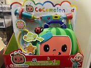 Cocomelon Musical Doctor Check Up Case Set Perfect Xmas Gift 24 Hr Shipping Fast