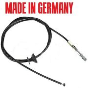New Engine Hood Release Cable For Mercedes W123 280e 240d 300td 300cd 300