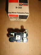 Nors 1958-59 Desoto Chrysler Dodge Imperial 57-59 Plymouth 12 Volt Horn Relay