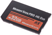 High Speed Memory Stick Pro-hg Duo 32gb Ms-hx32a For Sony Psp Camera Card