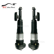 Pairair Suspension Shock Absorber For Bmw 740i G11 G12 4wd 2016-2018 Rear L+r