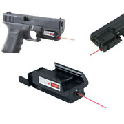 Tactical Red Dot Laser Sight Low Profile 20mm Picatinny Rail For Rifle Handgun