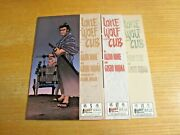 Lone Wolf And Cub Lot Of 3 First Comics 1987-1988 Comic Books
