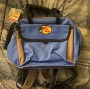 Bass Pro Shops Extreme 360 Qualifier Tackle Bag / Tackle Backpack No Bottom New