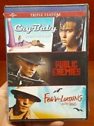 Triple Feature Cry-baby / Public Enemies / Fear And Loathing In Las Vegas New