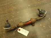 Nos Oem Ford 1963 Falcon + Comet Power Steering Tie Rod Assembly W/ Adjuster V8