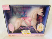 ❤️barbie Marzipan- In The Nutcracker Horse 2003 Mattelc0619new In Box❤️sealed