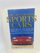 The Great Book Of Sports Cars Over 200 Of The World's Greatest Automobiles 1988