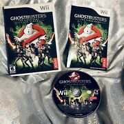 ✨ Ghostbusters The Video Game ✨ Nintendo Wii, 2009cibcompletetested