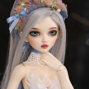 Bjd Doll Girl Fairyland Princess 1/4 Ball Joint Freestyle Face Up Full Set Toy
