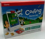 Osmo - Coding Starter Kit For Ipad - Ages 5-12 - 850001161671