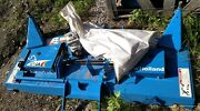 New Holland 914 A 57 Rear Discharge Belly Mower Deck W/ Parts