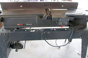 Sears Craftsman 6 1/8 Jointer With Motor And Stand Model 113 206931 New Blades