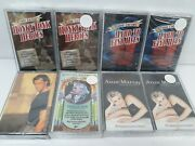 Brand New Country Cassettes Lot Of 8 Honky Tonk, Hard To Find Hits, And More