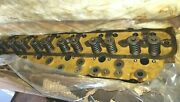 6137-12-1200 Komatsu Loaded Cylinder Head W/ Valves Springs New Old Stock
